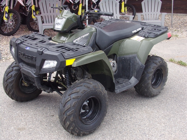 2014 Polaris Sportsman 90 90