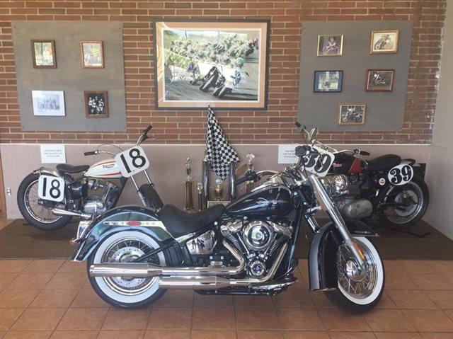 2019 Harley-Davidson FLDE - Softail  Deluxe at South East Harley-Davidson