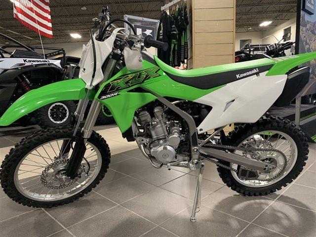 2020 Kawasaki KLX 300R 300R at Star City Motor Sports