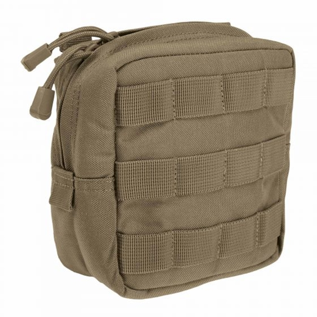 2019 5.11 Tactical 6 x 6 Padded Pouch Sandstone at Harsh Outdoors, Eaton, CO 80615