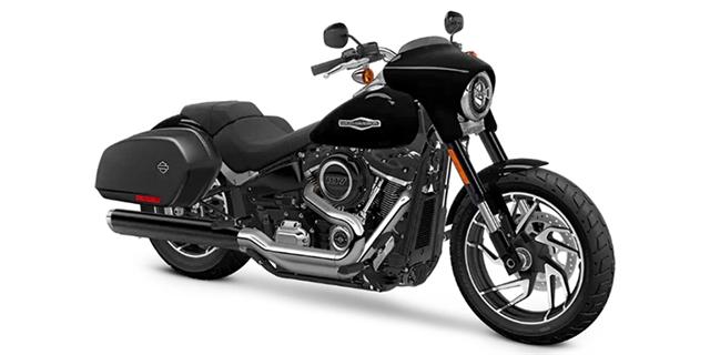 2018 Harley-Davidson Softail Sport Glide at Zips 45th Parallel Harley-Davidson