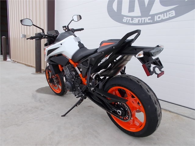 2021 KTM Duke 890 R at Nishna Valley Cycle, Atlantic, IA 50022