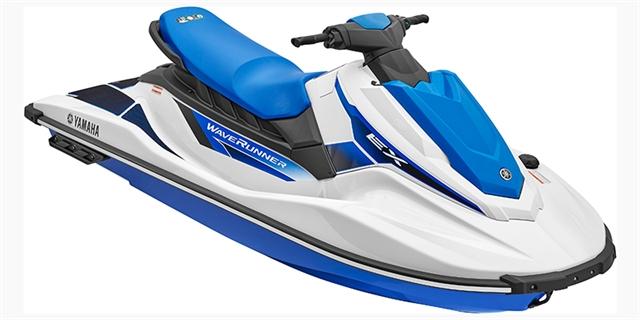 2022 Yamaha WaveRunner EX Base at Friendly Powersports Slidell