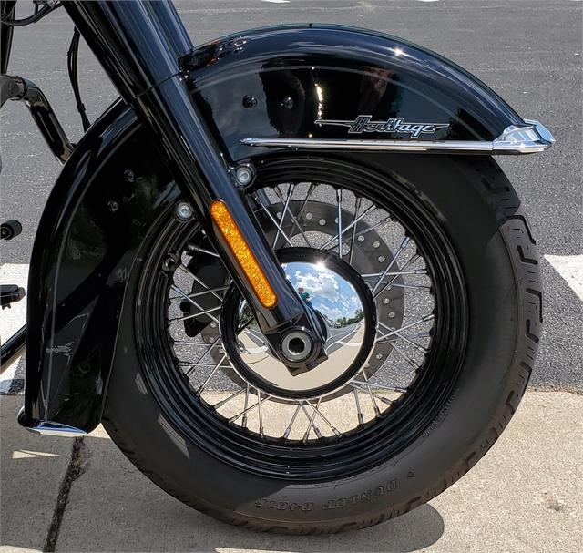 2019 Harley-Davidson Softail Heritage Classic 114 at All American Harley-Davidson, Hughesville, MD 20637
