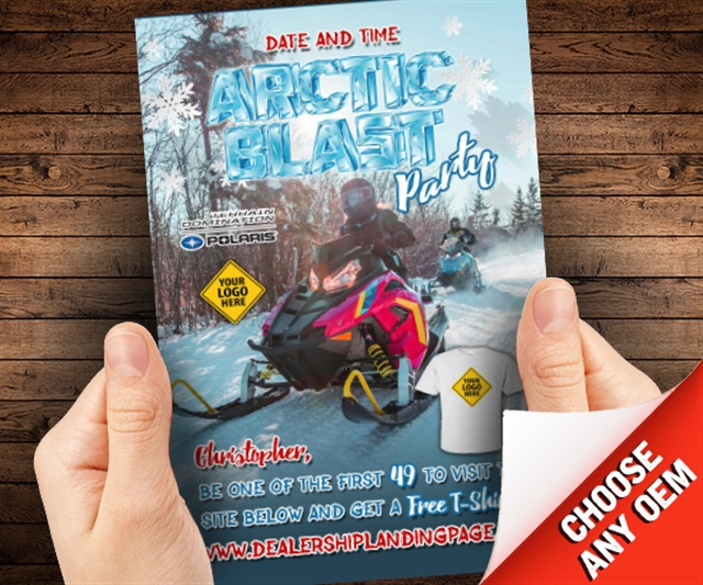 Arctic Blast Party  at PSM Marketing - Peachtree City, GA 30269