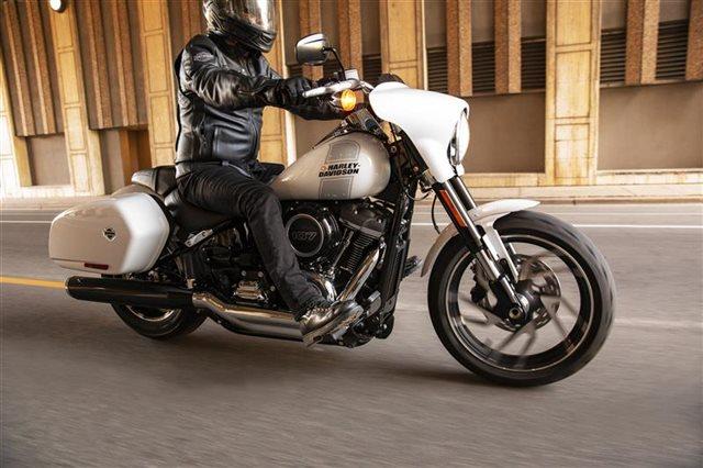 2021 Harley-Davidson Cruiser Sport Glide at Buddy Stubbs Arizona Harley-Davidson