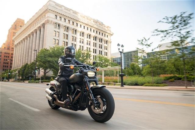 2021 Harley-Davidson Cruiser Fat Bob 114 at Texoma Harley-Davidson