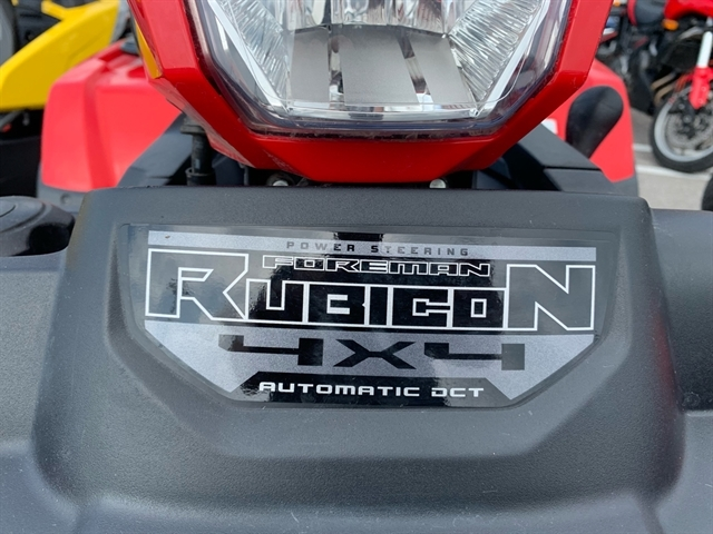 2015 Honda FourTrax Foreman Rubicon 4x4 Automatic DCT EPS at Mungenast Motorsports, St. Louis, MO 63123