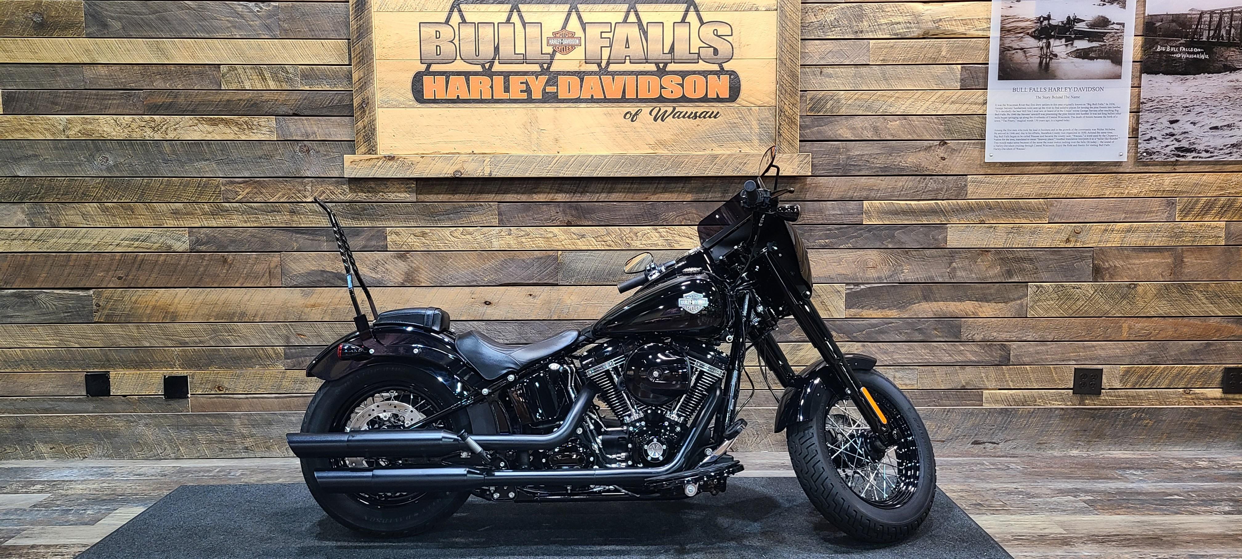 2017 Harley-Davidson S-Series Slim at Bull Falls Harley-Davidson