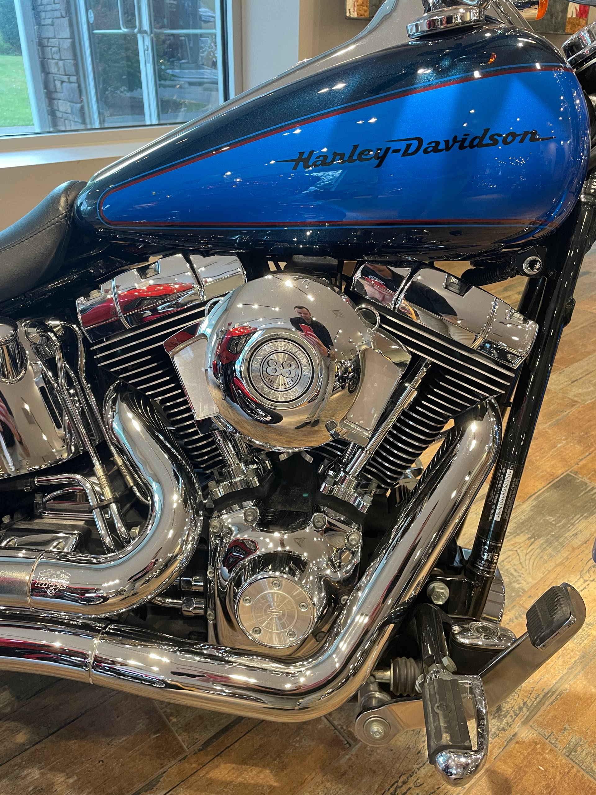 2004 Harley-Davidson Softail Deuce at Pitt Cycles