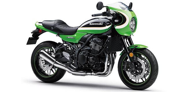2020 Kawasaki Z900RS Cafe at Wild West Motoplex