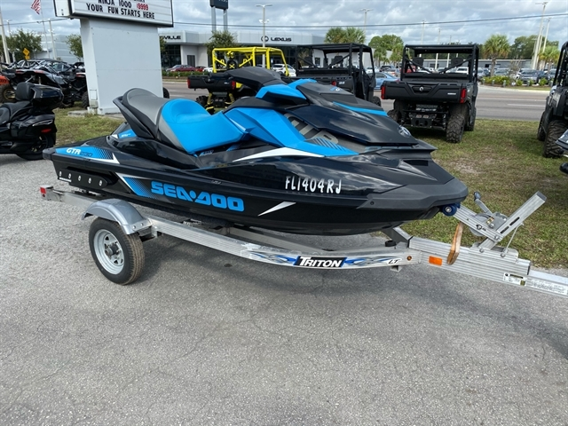 2017 Sea-Doo GTR 230 at Jacksonville Powersports, Jacksonville, FL 32225
