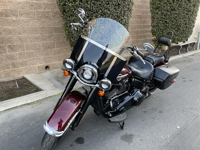 2018 Harley-Davidson Softail Heritage Classic at Fresno Harley-Davidson