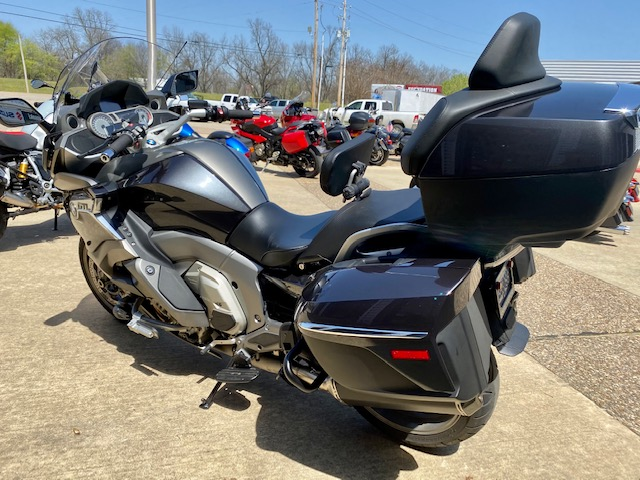 2018 BMW K 1600 GTL at Shreveport Cycles