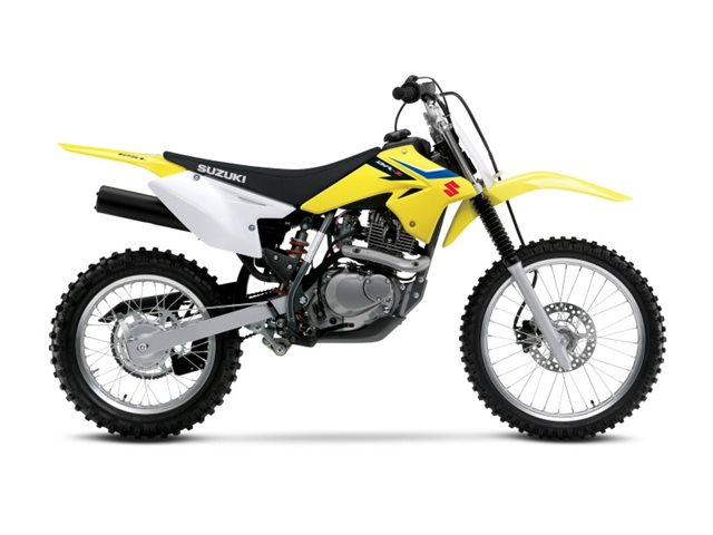 2018 Suzuki DR-Z125L at Brenny's Motorcycle Clinic, Bettendorf, IA 52722