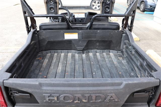 2017 Honda Pioneer 700 Deluxe at Friendly Powersports Baton Rouge
