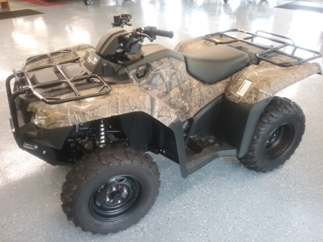 2017 Honda FourTrax Rancher 4X4 at Thornton's Motorcycle - Versailles, IN