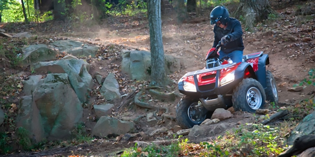 2018 Honda FourTrax Rincon Base at Nishna Valley Cycle, Atlantic, IA 50022