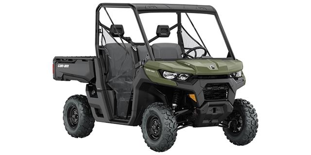 2021 Can-Am Defender HD5 at ATV Zone, LLC