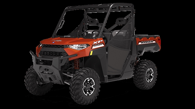 2020 Polaris Ranger XP 1000 Premium at Waukon Power Sports, Waukon, IA 52172