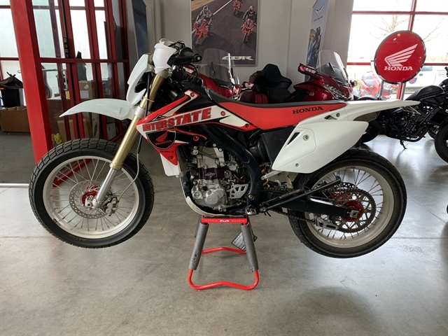2005 Honda CRF 450X at Interstate Honda