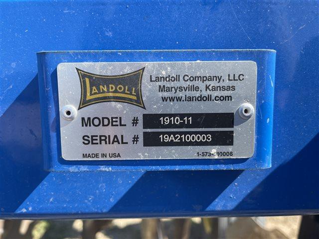 2019 Landoll 1910-11 at Keating Tractor