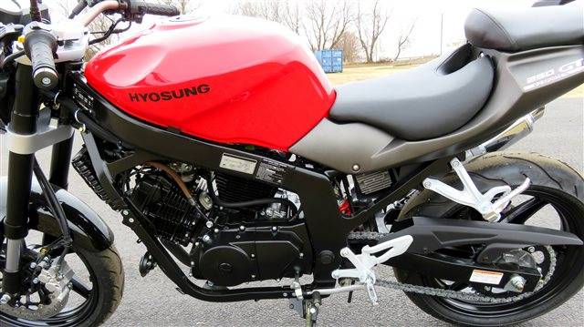 2016 Hyosung COMET 250 at Randy's Cycle, Marengo, IL 60152