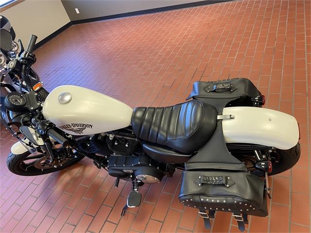 2018 Harley-Davidson Sportster Iron 883 at Rooster's Harley Davidson