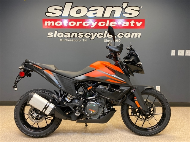 2020 KTM Adventure 390 at Sloans Motorcycle ATV, Murfreesboro, TN, 37129
