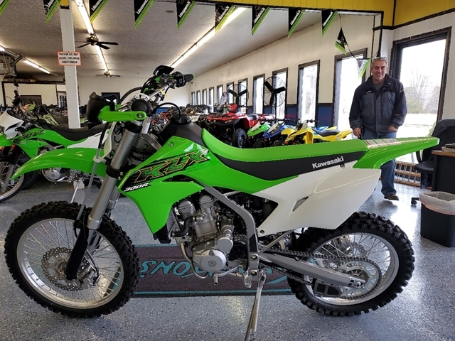 2020 Kawasaki KLX 300R at Thornton's Motorcycle - Versailles, IN