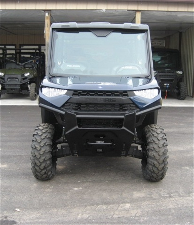 2020 Polaris Ranger Crew 1000XP Premium-Steel Blue at Fort Fremont Marine