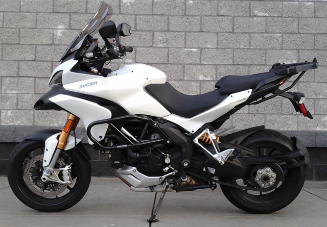 2011 Ducati Multistrada 1200 S Touring Edition at Yamaha Triumph KTM of Camp Hill, Camp Hill, PA 17011