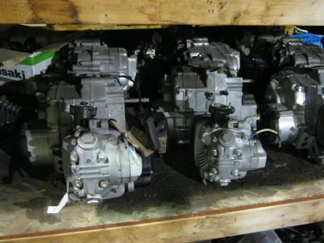 1984 Honda ATC 200M New Engine at Brenny's Motorcycle Clinic, Bettendorf, IA 52722