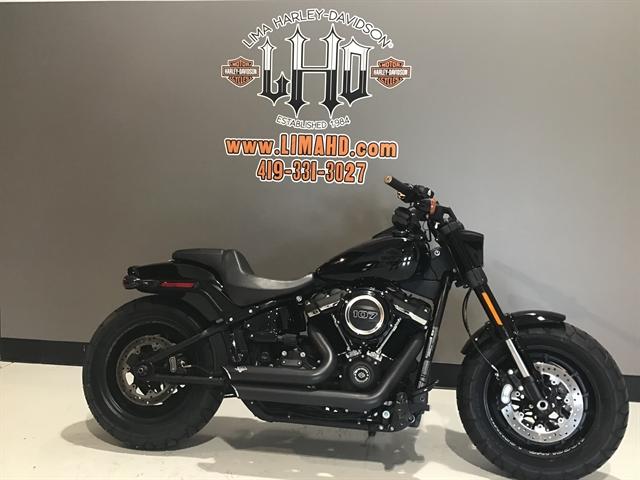 2018 Harley-Davidson Softail Fat Bob at Lima Harley-Davidson