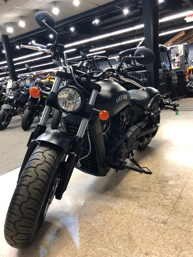 2020 Indian Scout Sixty Bobber - ABS at Sloans Motorcycle ATV, Murfreesboro, TN, 37129