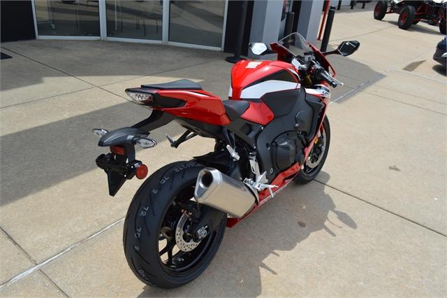 2021 Honda CBR1000RR Base at Shawnee Honda Polaris Kawasaki