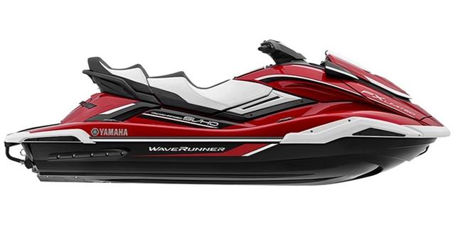 2019 Yamaha WaveRunner FX Limited SVHO at Lynnwood Motoplex, Lynnwood, WA 98037