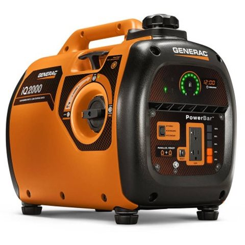 2016 GENERAC Portable Generators iQ2000 at Harsh Outdoors, Eaton, CO 80615
