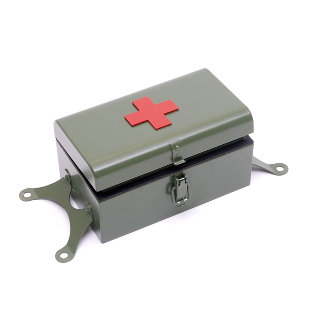 2019 URAL FIRST AID BOX RED CROSS at Randy's Cycle, Marengo, IL 60152