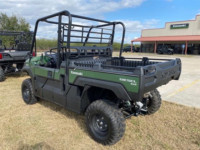 2021 Kawasaki Mule PRO-DX Diesel EPS at Dale's Fun Center, Victoria, TX 77904