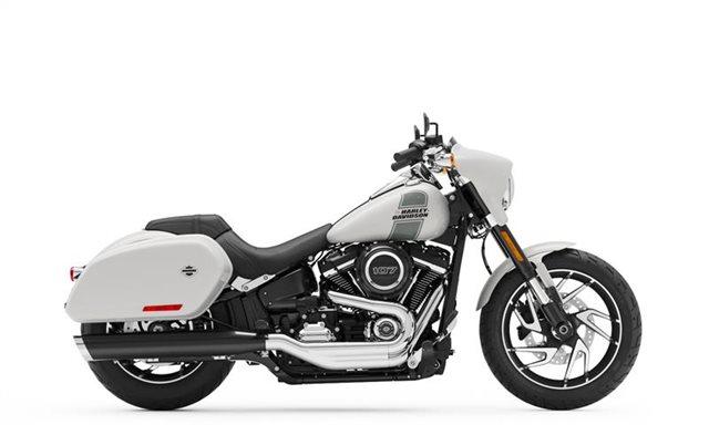 2021 Harley-Davidson Cruiser Sport Glide at Great River Harley-Davidson