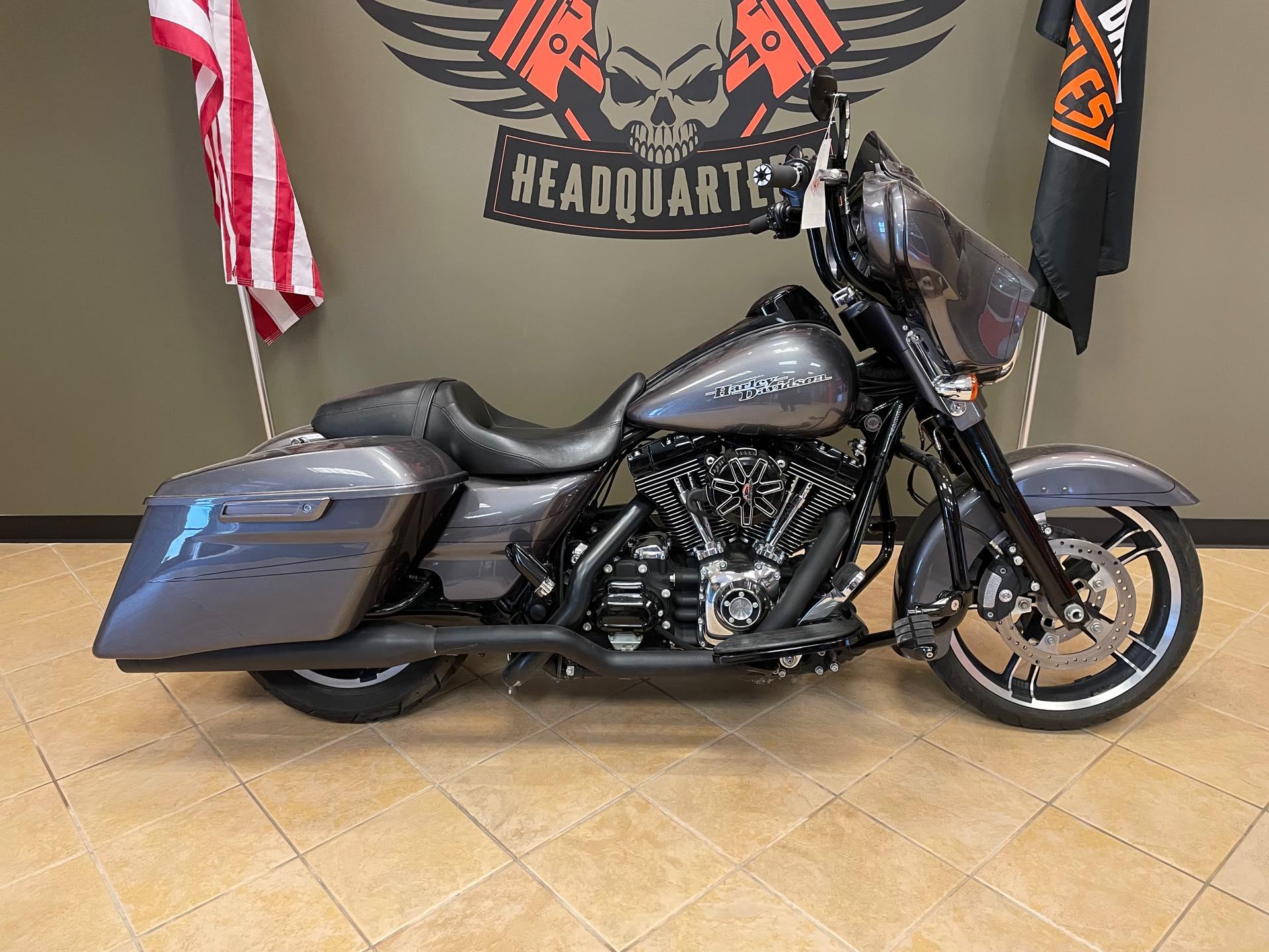 2014 Harley-Davidson Street Glide Special at Loess Hills Harley-Davidson
