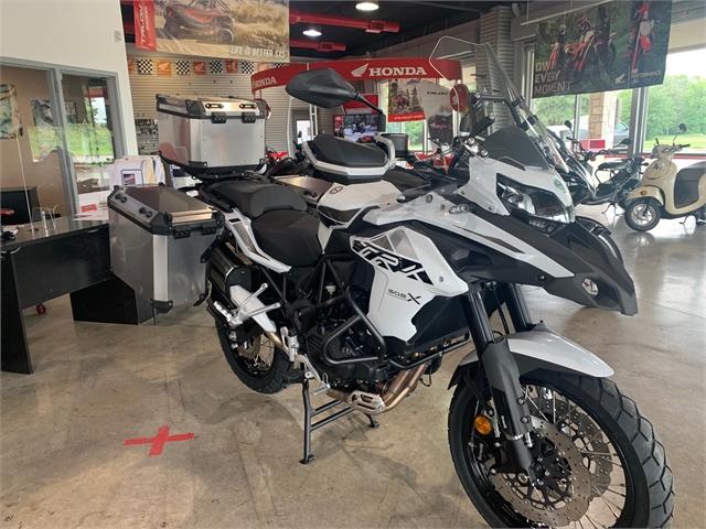 2021 Benelli TRK 502 X at Kent Motorsports, New Braunfels, TX 78130
