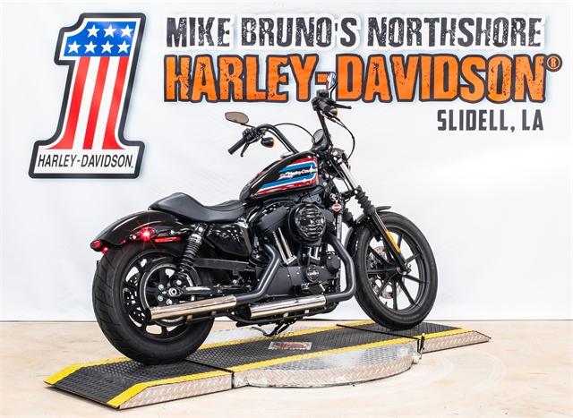 2021 Harley-Davidson Cruiser XL 1200NS Iron 1200 at Mike Bruno's Northshore Harley-Davidson