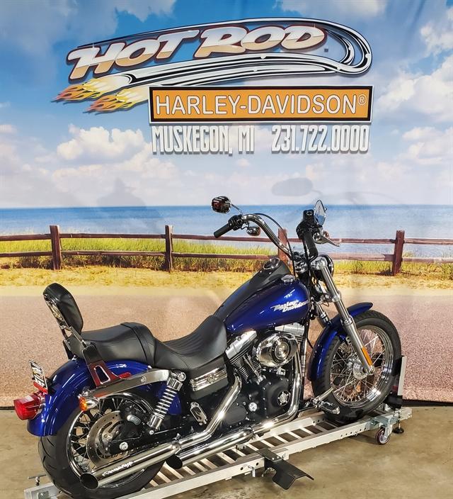 2007 Harley-Davidson Dyna Glide Street Bob at Hot Rod Harley-Davidson