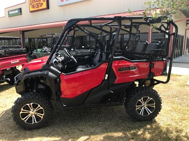 2019 Honda Pioneer 1000-5 Deluxe at Dale's Fun Center, Victoria, TX 77904