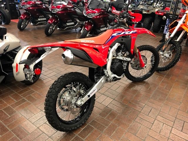 2021 Honda CRF 450RL at Wild West Motoplex