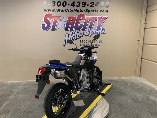 2021 Kawasaki KLX 300SM at Star City Motor Sports