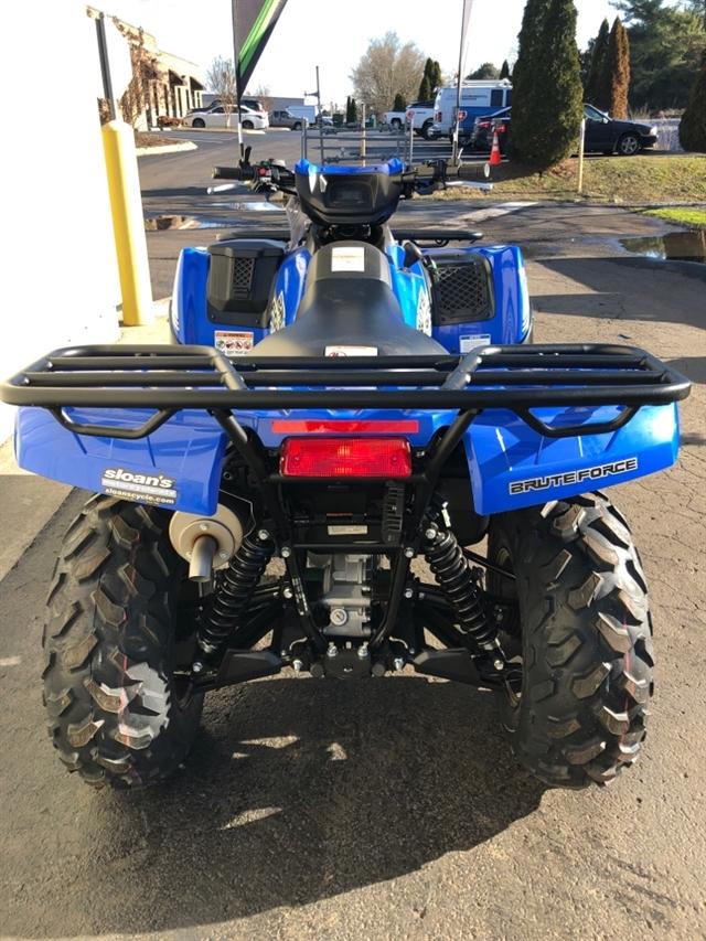 2020 Kawasaki Brute Force 750 4x4i EPS at Sloans Motorcycle ATV, Murfreesboro, TN, 37129