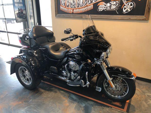 2011 Harley-Davidson Trike Tri Glide Ultra Classic at Vandervest Harley-Davidson, Green Bay, WI 54303